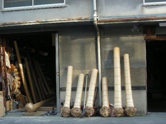 竹の器屋さん